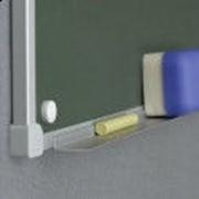 Доска меловая в алюминиевой раме ALС 150х100 см 2x3 (Польша) TKC1510/UASZ фото