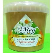Мед алтайский цветочный фото