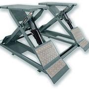 KraftWell KRW3FS Подъемник ножничный короткий г/п 3000 кг. напольный фото