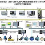 Автоматизация производств АСУ ТП фото