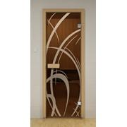 Двери для саун и бань ДСМ Мокко фото