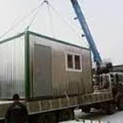Бытовки передвижные в Павлодаре фото