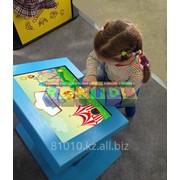 R-KIDS: Детский игровой сенсорный интерактивный стол для детей фото