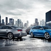 Автомобиль Audi S6 фото