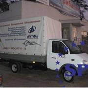 Тенты для грузовых автомобилей. От производителя. Киев. Доставка по Украине фото