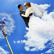 Свадебный фотоколлаж фото