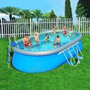 Надувной бассейн Bestway #56119 фото
