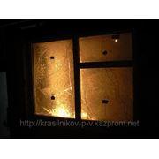Противопожарные окна и перегородки. фото