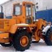 Услуги по обработке земли: уборка трактором снега фото