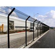 Ограждения, откатных ворот, распашных ворот, Панель AFENCE СТАНДАРТ 3D 4 мм фото