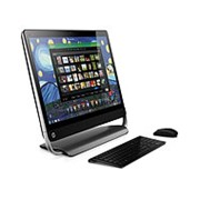 "Моноблоки, HP H1G31EA Omni 27-1002en 27"" WLED Full-HD 2.0 mpx WebCam Core i7 - 2600S 2.8GHz 2x4096MB 2TB Blu-ray AMD Radeon HD6550A with 2048Mb CardReader WiFi BT TV-тюнер HDMI Win 7 Home Premium RUSS warranty 1 year; фото"