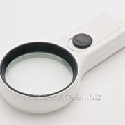Лупа бинокулярная ЛБМ-02 фото