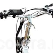 Электровелосипед Elbike Gangstar 250W White/Red Двухцветный Белый Красный фото