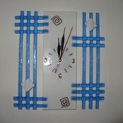 Фьюзинговые часы фото