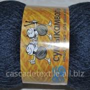 Пряжа 855 м.джинсово-голубой (м) фото