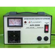 Стабилизатор (нормализатор) LUXEON AVR-500W для котлов 2 года гарантии с настенным/настольным креплением. фото