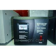 Стабилизатор напряжения Forte MAX-1000 фото