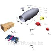 Комплект изоляции стартового компенсатора в полиэтиленовой оболочке фото