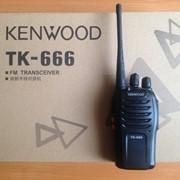 Рации Kenwood TK-666 радиостанции фото