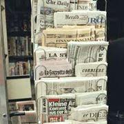 Поставка бумаги газетной Поставка газет и журналов. фото