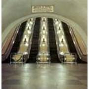 Размещение рекламы на станциях метрополитена фото