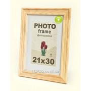 Рамка деревянная 21х30 фото