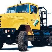 Автомобиль лесовозный тягач КрАЗ-64372 фото