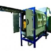 Комплекс автоматизированный дробеструйной обработки, BML, аппарат автоматический дробеструйной обработки, оборудование дробеструйное фото