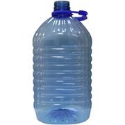 Бутылки из полиэтилена, пластиков фото
