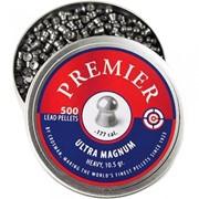 Пули пневматические Crosman Premier Ultra Magnum 4,5 мм 10,5 гран (500 шт) фото