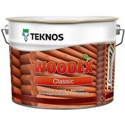 Лессирующий антисептик WOODEX CLASSIC 9л фото