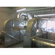 Монтаж и обслуживание систем кондиционирования и вентиляции. фото
