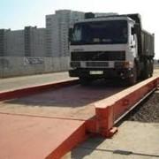 Автомобильные весы в Казахстане фото