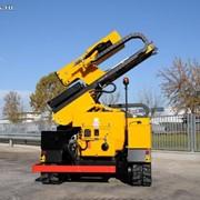Самоходная машина для монтажа ограждений ВТР 1000 HD фото