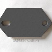 Накладка стремянки кузова ГАЗ-3302, 53 8 мм фото