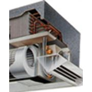 Монтаж систем промышленного кондиционирования фото