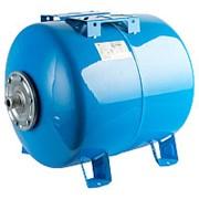 STOUT Расширительный бак, гидроаккумулятор 80 л. горизонтальный (цвет синий) фото