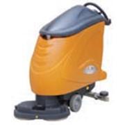 Поломоечный аккумуляторный комбайн для уборки средних площадей TASKI Swingo 1255 BMS Артикул 70022794 фото