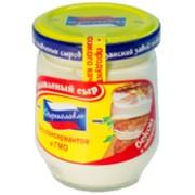 Плавленый сыр пастообразный К завтраку со вкусом бекона фото
