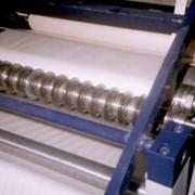 Бобинорезка, двухвальная схема намотки с прикатными валами фото
