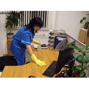 Уборка офисов и офисных помещений. фото