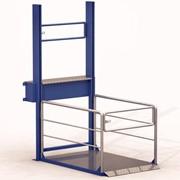 Подъемник для инвалидов вертикальный фото