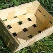 Ящики из шпона фото