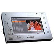 Видеодомофон цветной с памятью Kocom KCV-A374SD фото