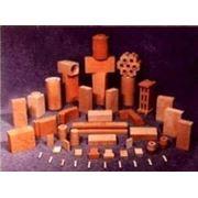 Огнеупорный кирпич для футеровки сталеразливочных ковшей ШКУ, ШКП ГОСТ 390-96 фото
