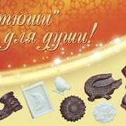 Фигурный шоколад фото