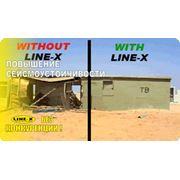 LINE-X защита от взрывной волны и осколков фото