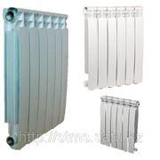 Алюминиевый радиатор LUXALL фото
