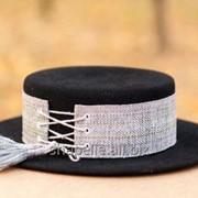 Фетровые шляпки фото