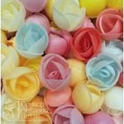 Вафельные цветы купить фото